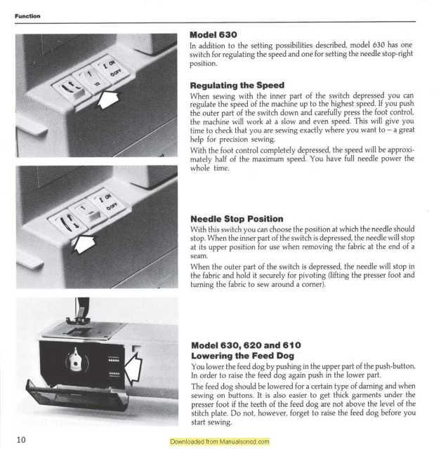 Husqvarna 40 40 40 Sewing Machine Instruction Manual Mesmerizing Husqvarna 610 Sewing Machine