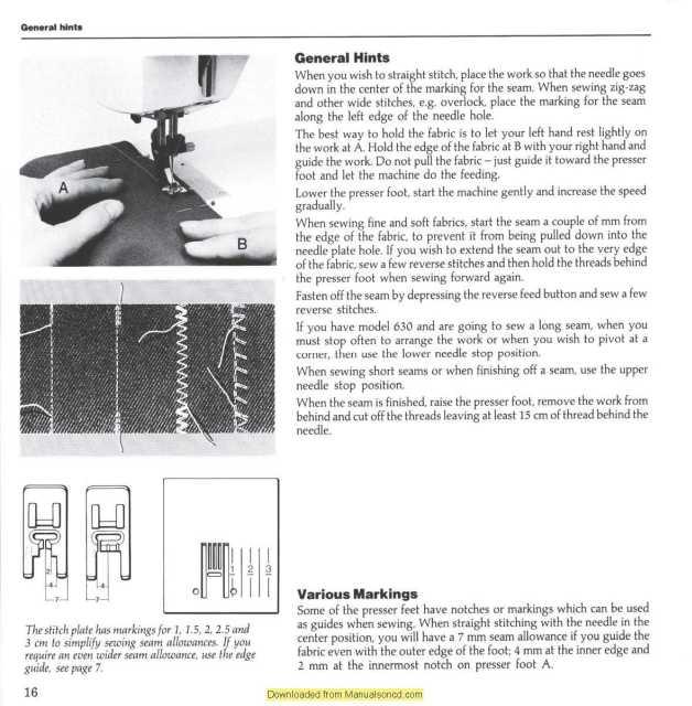 Husqvarna 40 40 40 Sewing Machine Instruction Manual Awesome Husqvarna 610 Sewing Machine