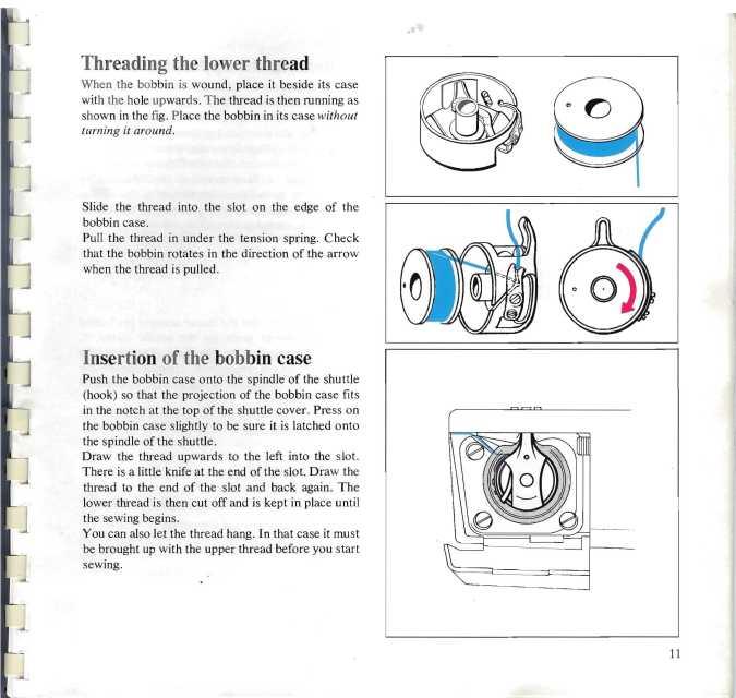 Viking Husqvarna 6440 Sewing Machine Instruction Manual