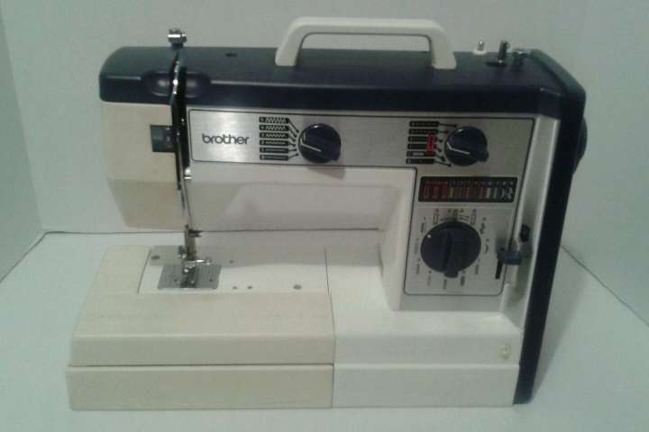 Brother Vx780 Sewing Machine Instruction Manual