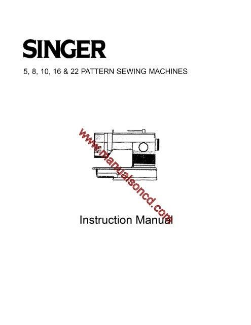 elna lock pro 5 manual