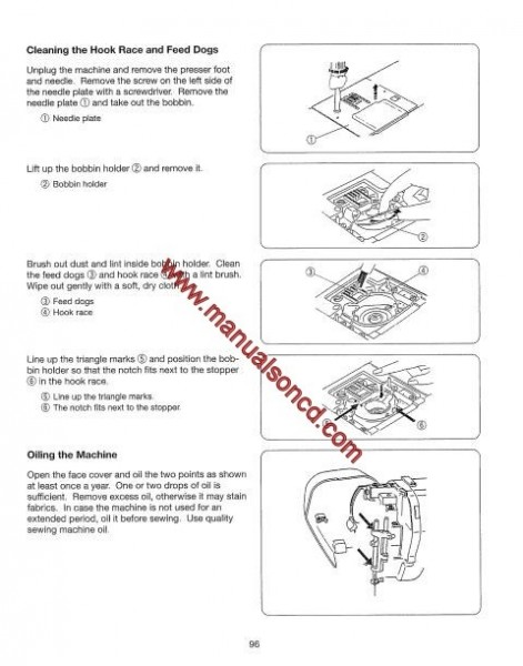 Kenmore Model 17628 Sewing Machine Instruction Manual 385.17628