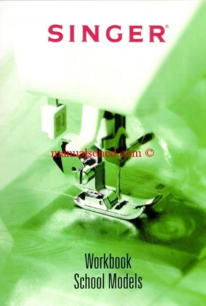 Singer Sewing Machine Workbook School Models