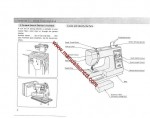 Kenmore 385.17824090 Sewing Machine Instruction Manual
