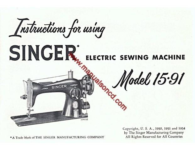 Singer 4040 Sewing Machine Instruction Manual Enchanting Singer Electric Sewing Machine Manual