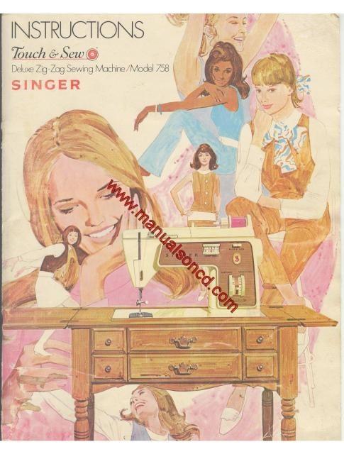 singer 6215c sewing machine instruction manual