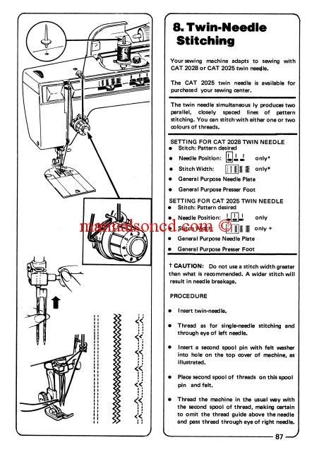 singer models 244 3150 sewing machine instruction manual rh manualsoncd com singer 514 sewing machine instruction manual singer sewing machine user manual