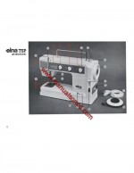 Elna TSP Air Electronic Sewing Machine Manual