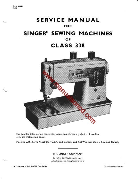 Singer 40 Sewing Machine Service Manual Awesome Singer Sewing Machine Service Manual
