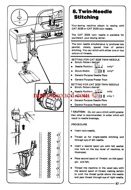 Singer 40 Zigzag Sewing Machine Instruction Manual Simple Singer Sewing Machine Manual Free Download
