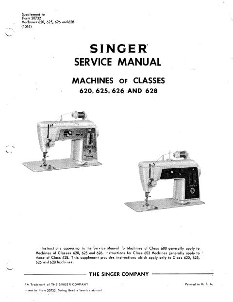 Singer 40 Sewing Machine Service Manual New How To Use Singer Sewing Machine