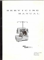 Mylock 234 Sewing Machine Service Manual