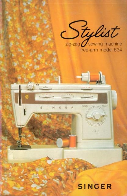 singer zigzag chainstitch sewing machine instruction manual