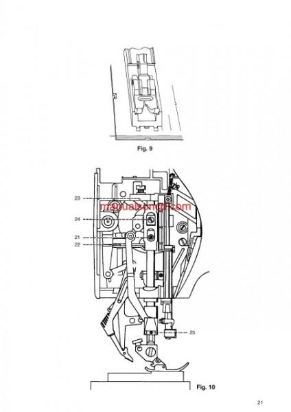 Pfaff 1530 Sewing Machine Service Manual Pdf
