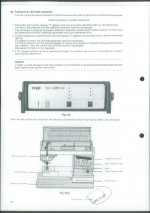 Pfaff 1473 Creative Designer Sewing Machine Service Manual