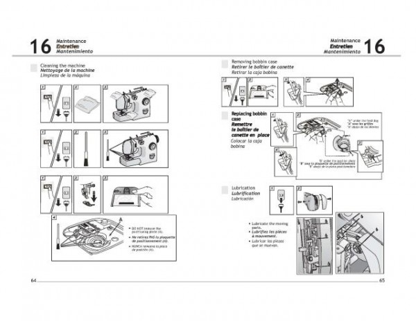 Singer 4212 Sewing Machine Instruction Manual