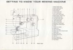 Montgomery Ward 1903 Sewing Machine Instruction Manual