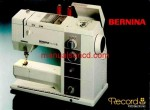 Bernina 930 Sewing Machine Instruction/Owners Manual Pdf